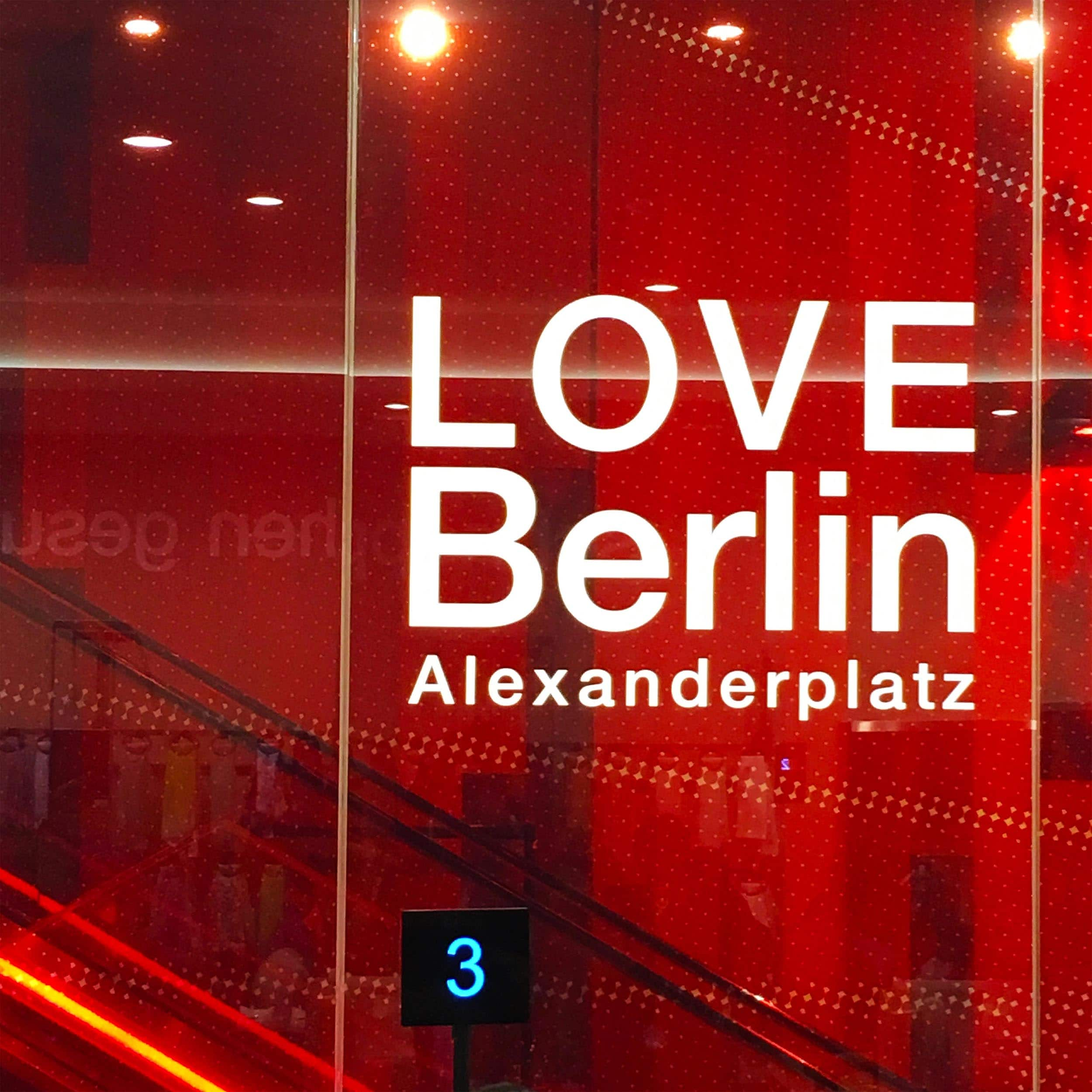 #LOVE BERLIN / BERLIN / GERMANY / 2016