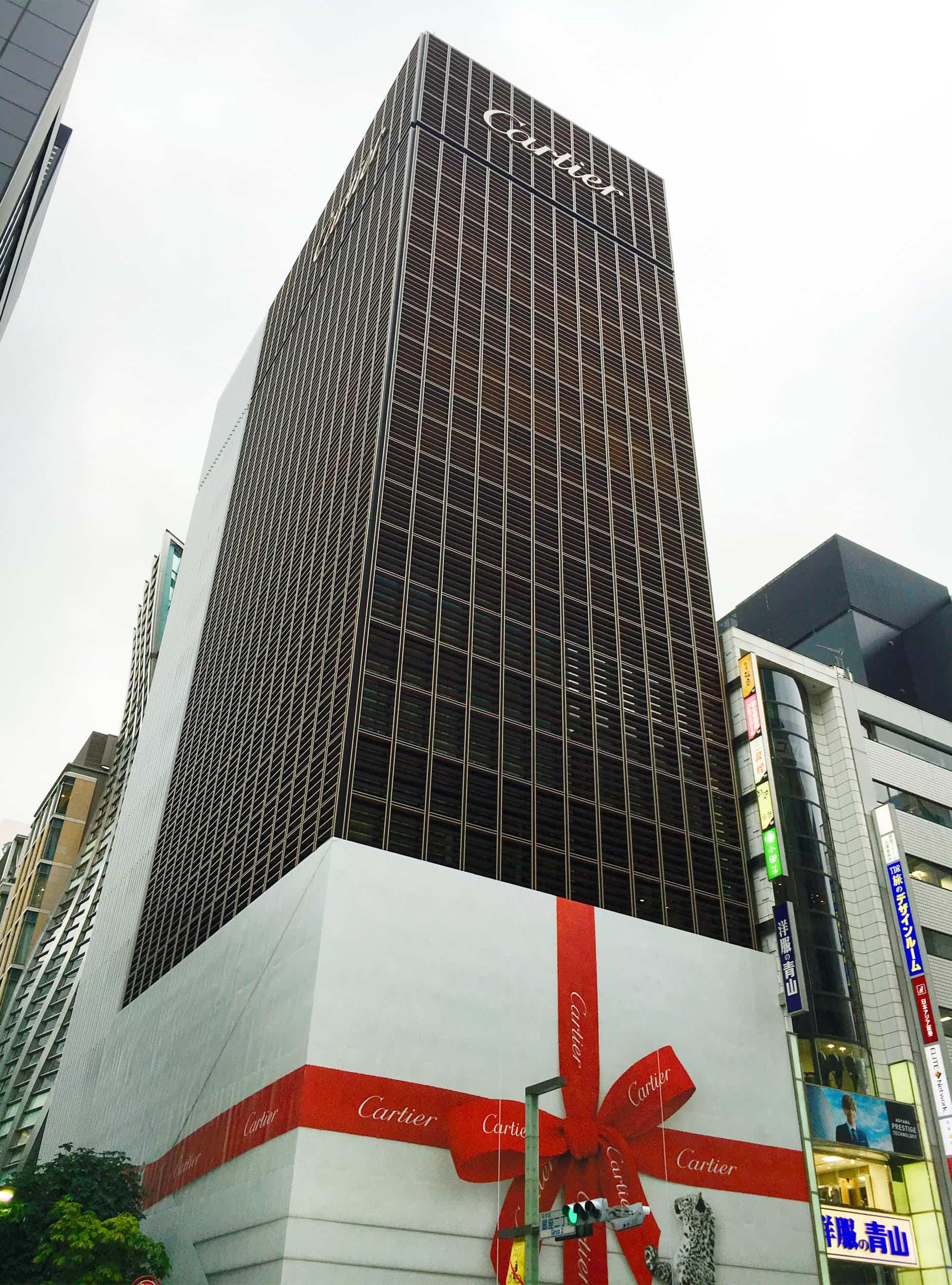 #CARTIER / TOKYO CHUO / JAPAN / 2016